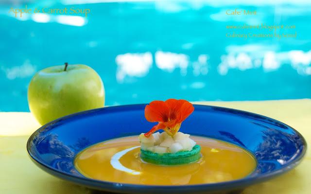 Apple & Carrot Soup